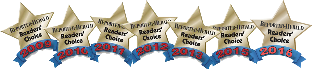 Loveland Chiropractor Chosen Readers Choice